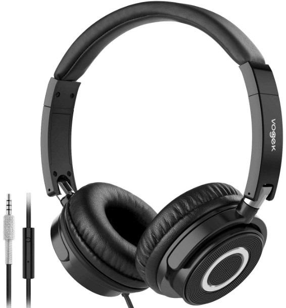 Vogek-On-Ear-Headphones