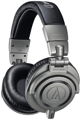 Audio-Technica ATH-M50x Studio Headphone