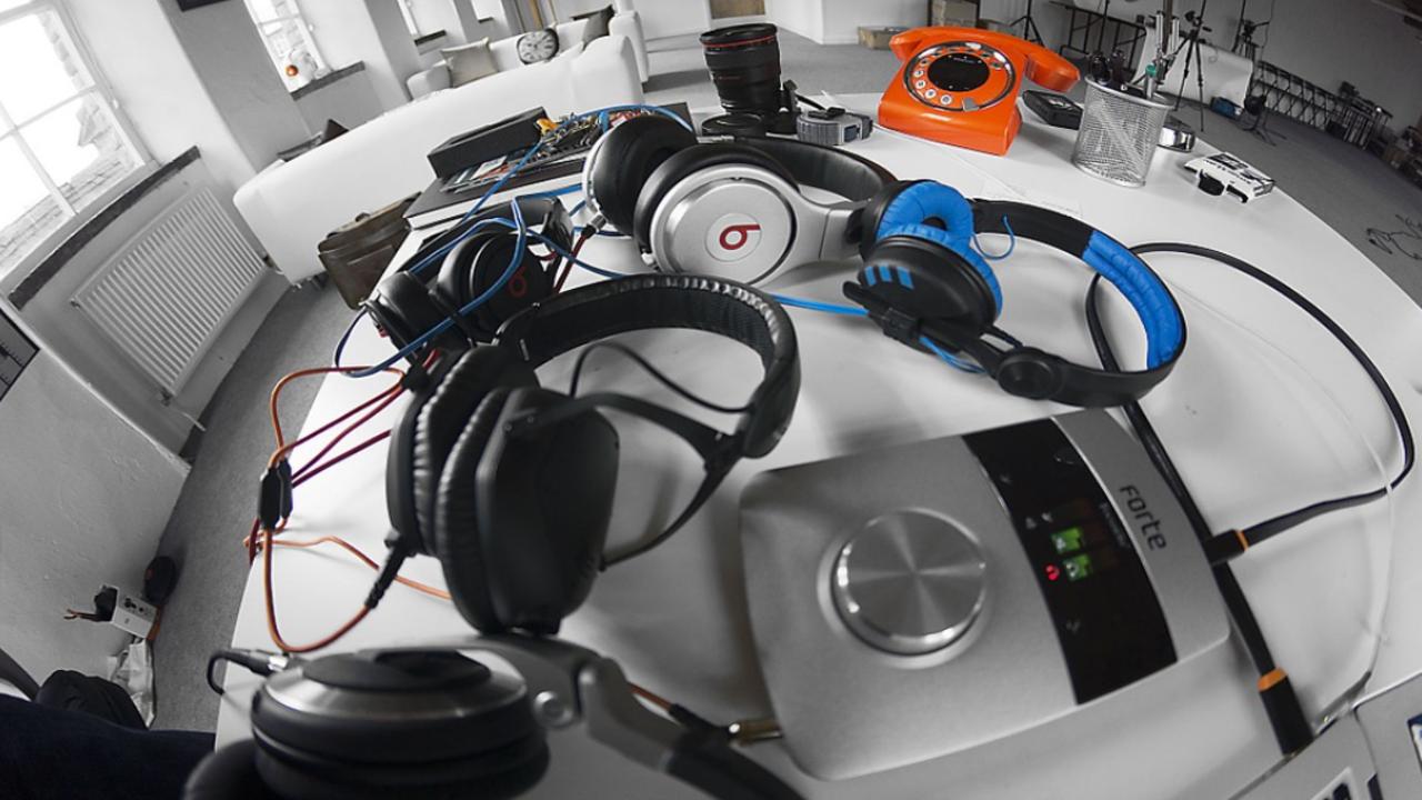 Best Studio Headphones Under 50
