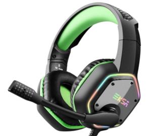 EKSA 7.1 USB Gaming Headset Surround Stereo Sound